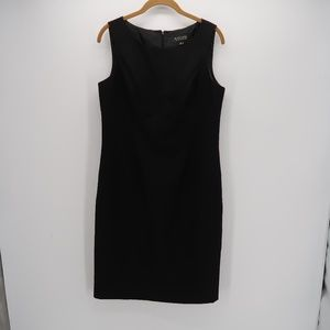Evan Picone Black Label Sleeveless Bodycon Dress